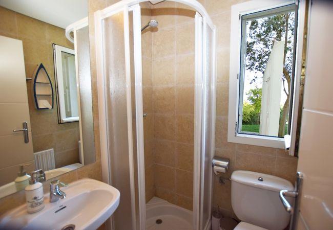 Barbaria - Baño en suite - Dormitorio 2