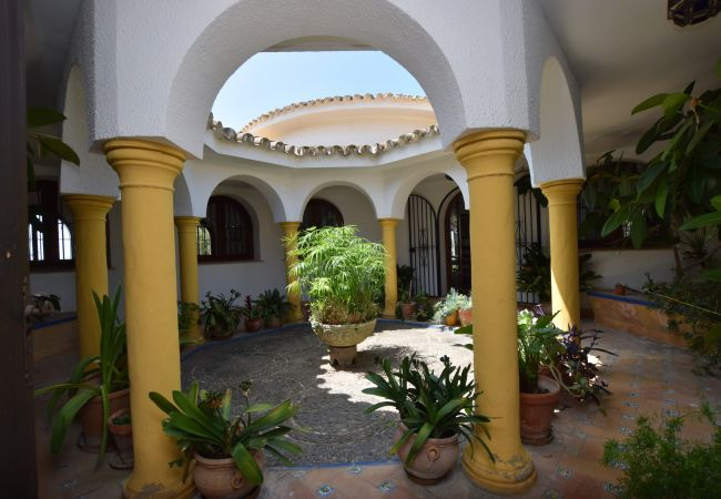 El Balcon - Patio interior