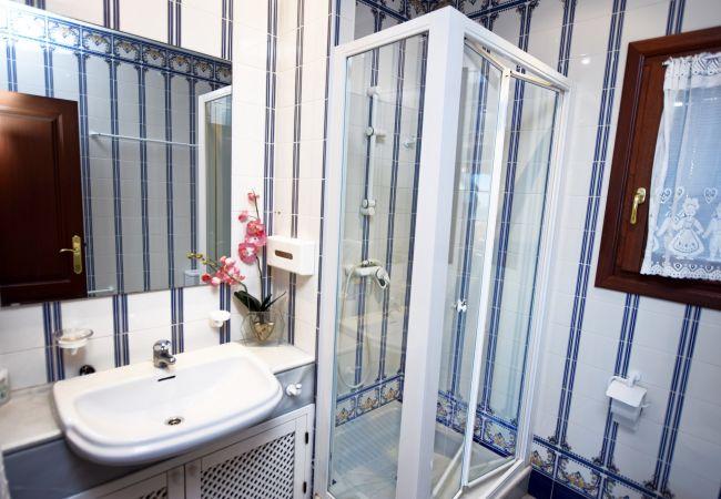 La Higuera - Baño en suite