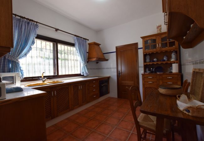El Arenal - Cocina