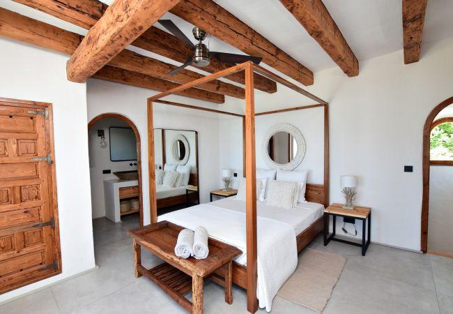 El Peñón - Dormitorio 2 con baño en suite