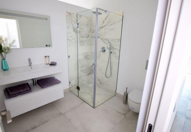 El Pancho - Baño en suite Dormitorio 3