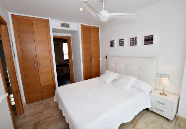 Aires de Zahara - Dormitorio Principal