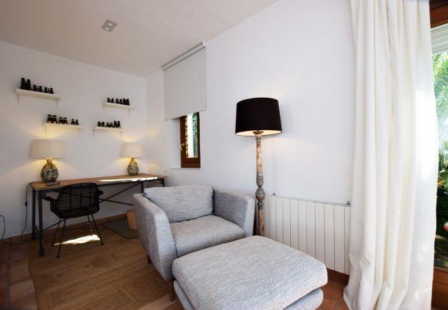 Apolonia - Detalle - Dormitorio principal