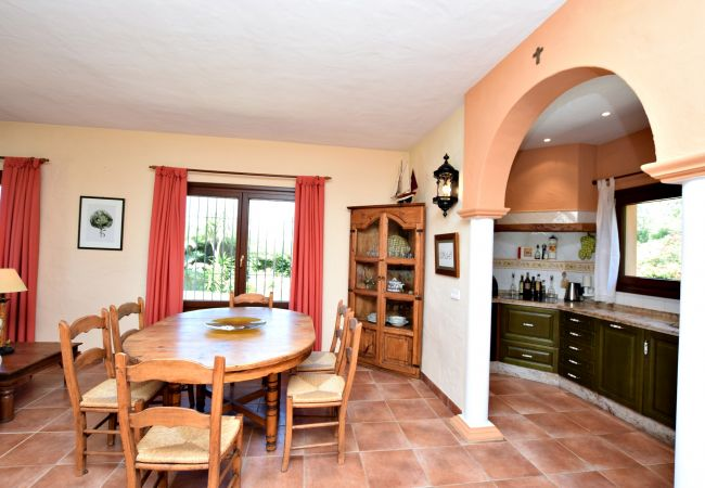 Casa Anselmo - Comedor Cocina