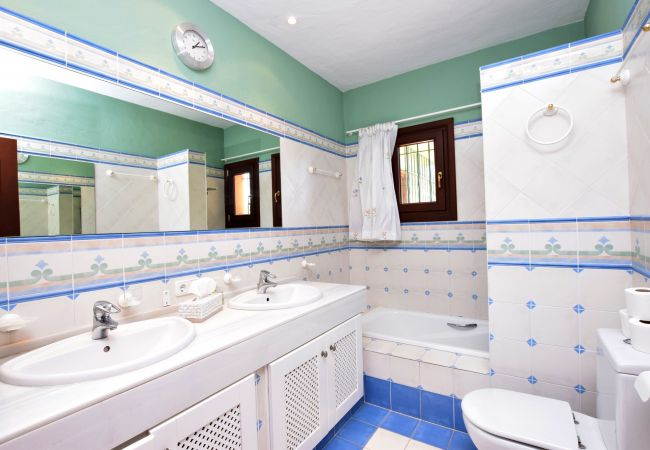 Casa Anselmo - Baño en suite - Dormitorio principal