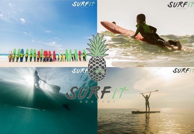 Hasta aquí hemos llegao - SURFIT