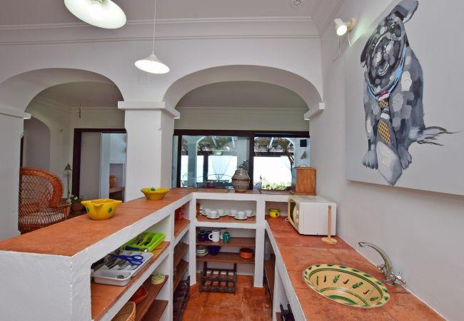 Al Amireh - Cocina planta baja