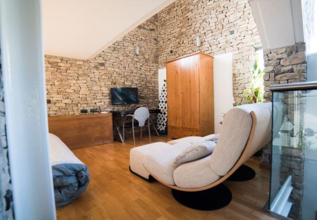Sansoucci - Sala de descanso - office