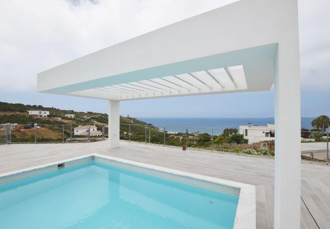 Villa Camarinal - Vistas desde piscina